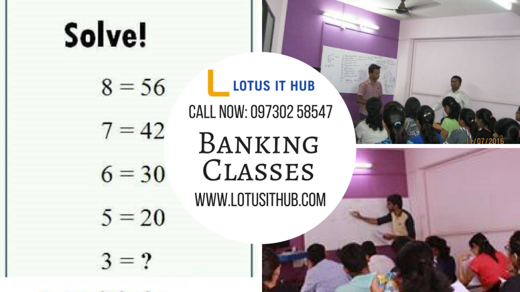 Banking classes in Pune