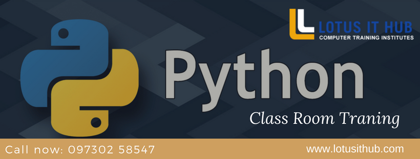 Be a full-stack programmer with Python classes in Pune!