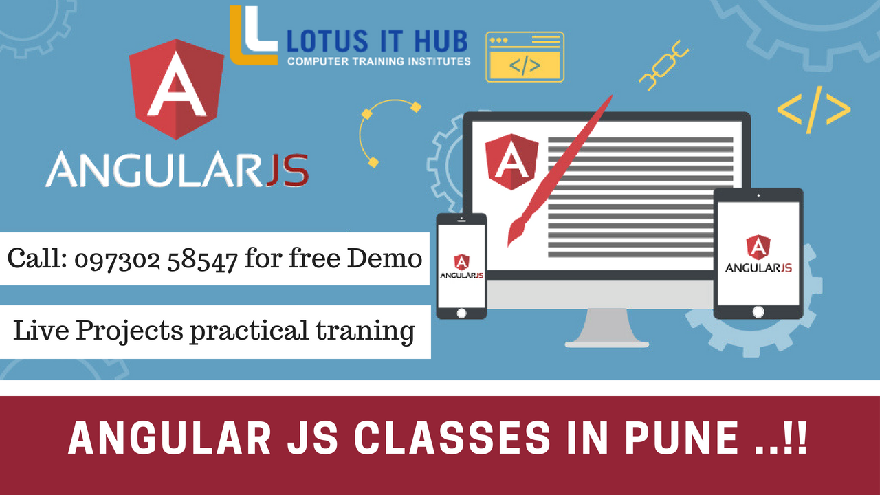 Angular JS classes in Pune