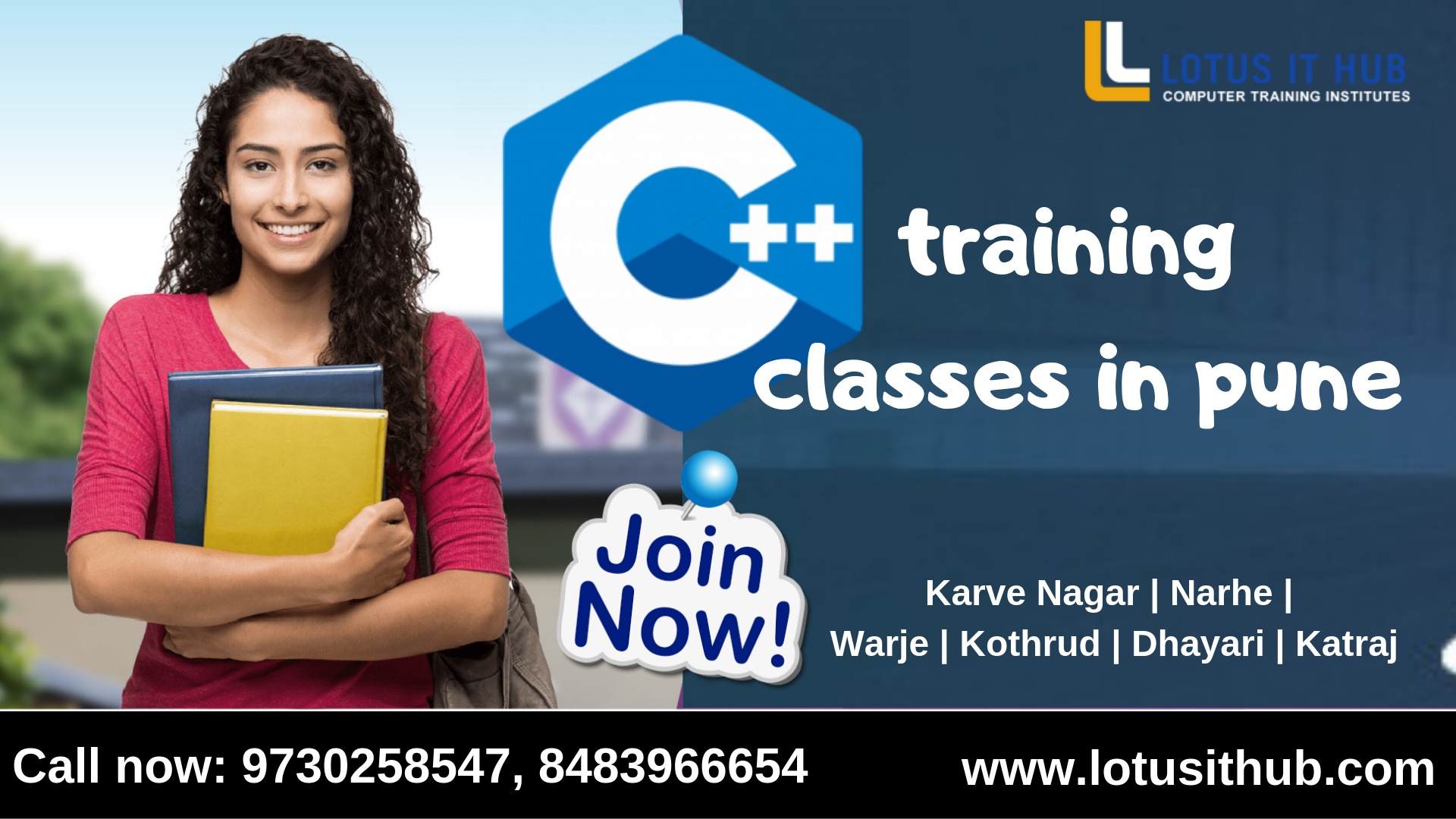 C++ coaching classes in Pune