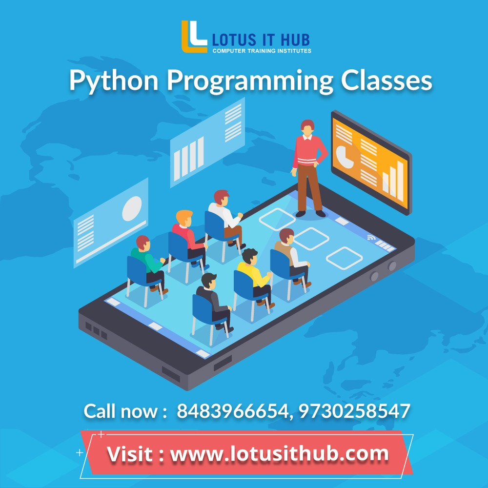 Python training, Python training classes in pune