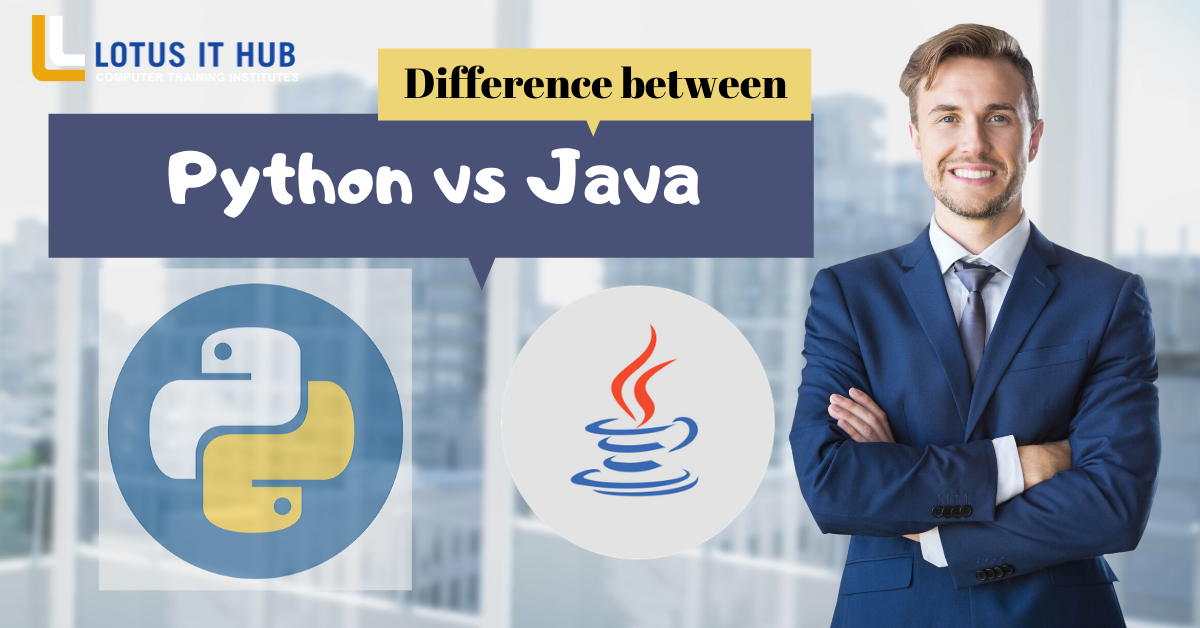 Comparisons between Java and Python