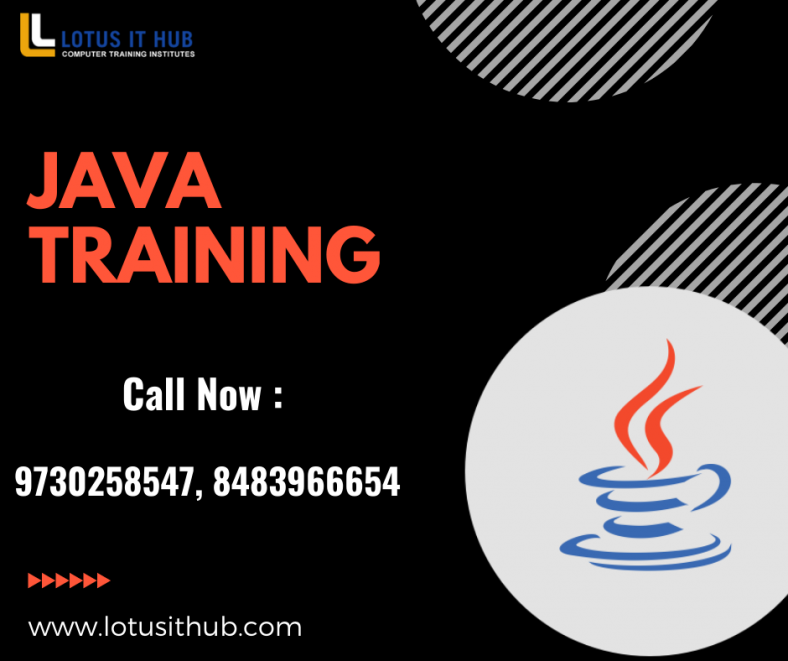 Best Java Classes in Pune with customized training sessions